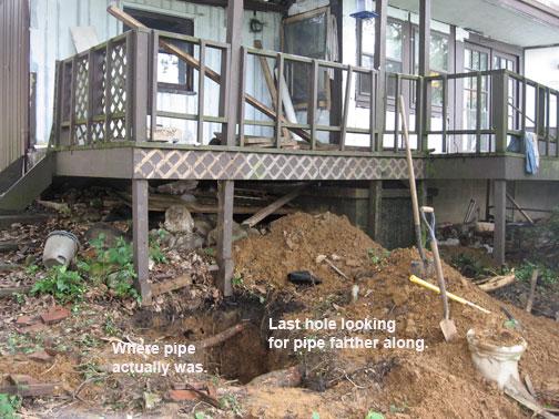 Last Hole Dug